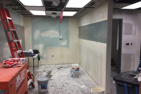 Sharp Memorial Hospital Pharmacy Phase II Remodel