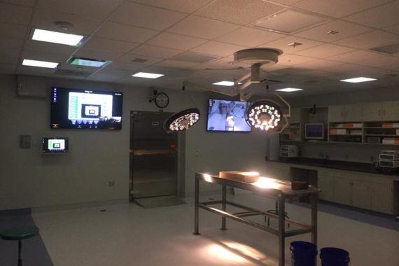 Indian River Medical Center Hybrid OR 11