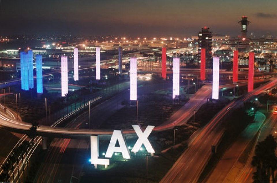 LAX International Airport