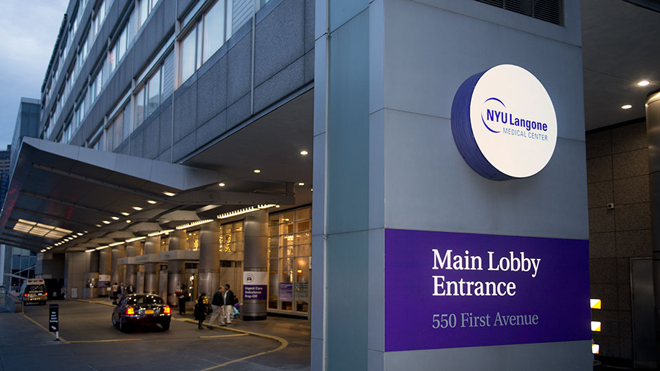 NYU Tisch Operating Rooms 6 and 7