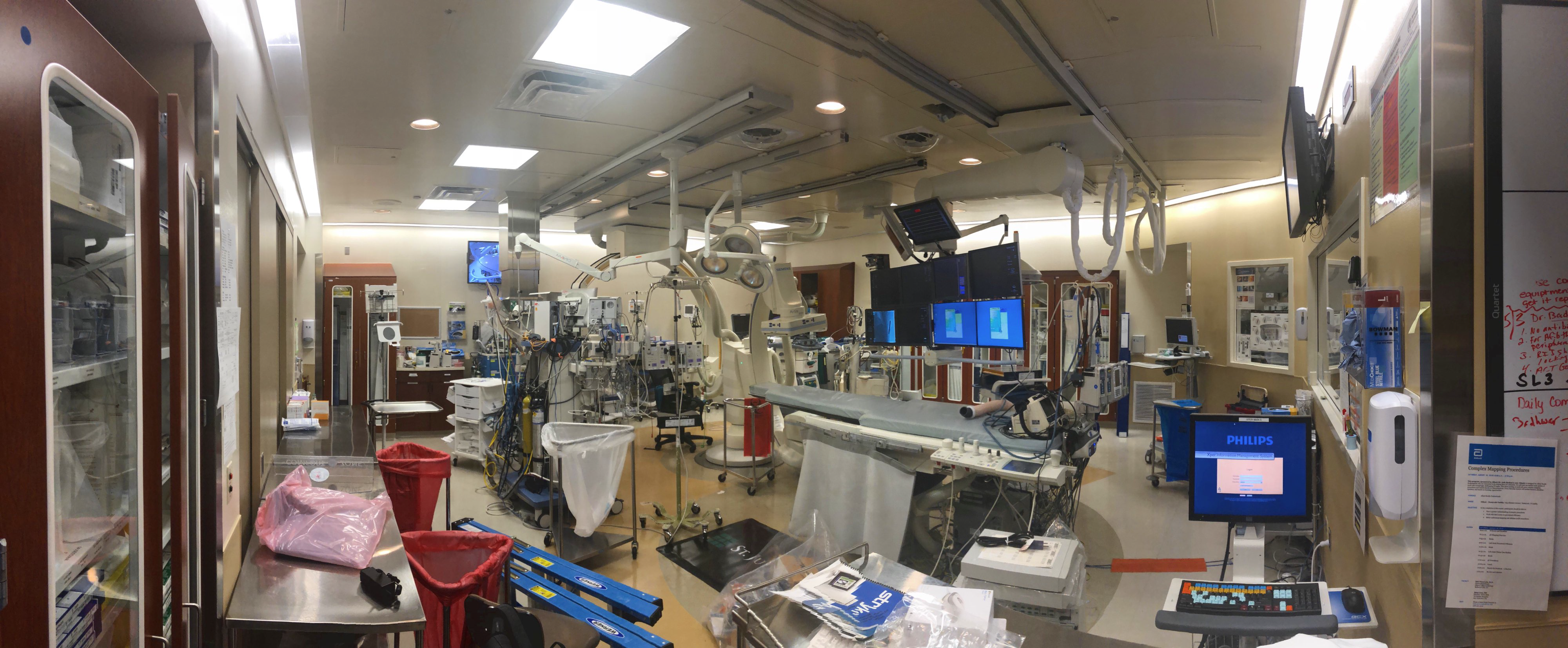 A Special OR Renovation at Stanford Hospital