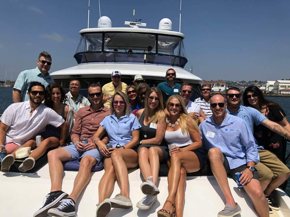 KR Wolfe Supports Sharp HospiceCare Annual Regatta Charity Event