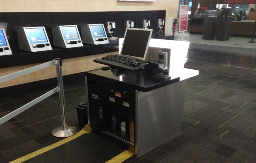 KR Wolfe Upgrades Hundreds of Kiosks and Workstations for San Diego International Airport
