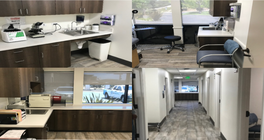 KR Wolfe Completes Turnkey Facility Renovation for SharpCare Spring Valley, San Diego