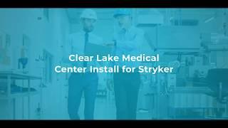 KR Wolfe Helps Clear Lake Hospital Implement Stryker's