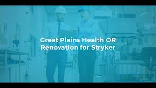 KR Wolfe Helps Great Plains Health Make Room for New