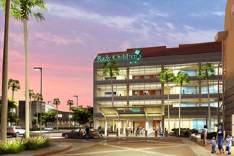Rady Childrens Hospital Project