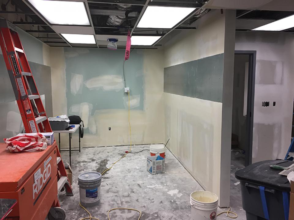 Sharp Memorial Hospital Pharmacy Phase II Remodel